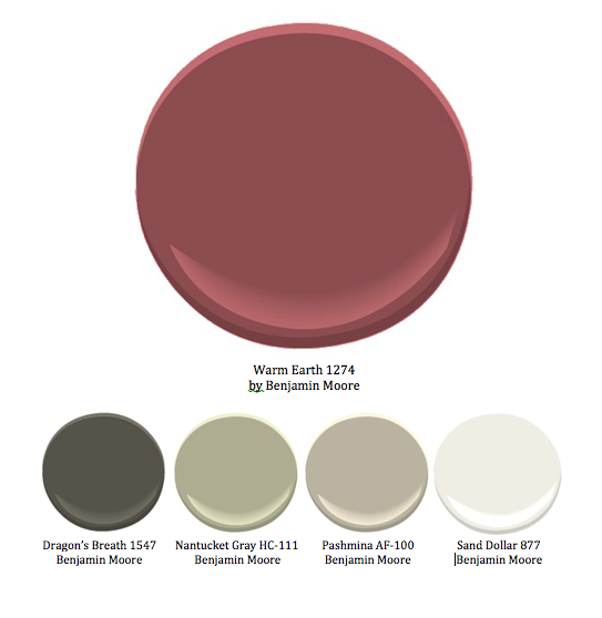 Pantone S 2015 Colour Of The Year Marsala Hearth Amp Gable