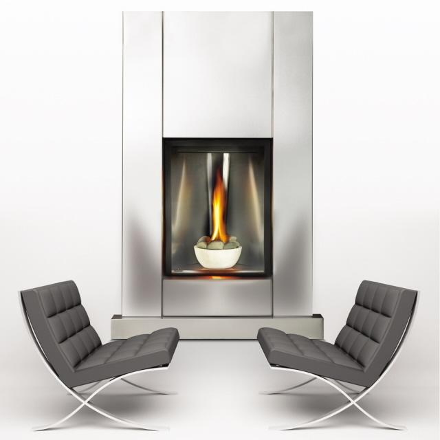 sterile fireplace