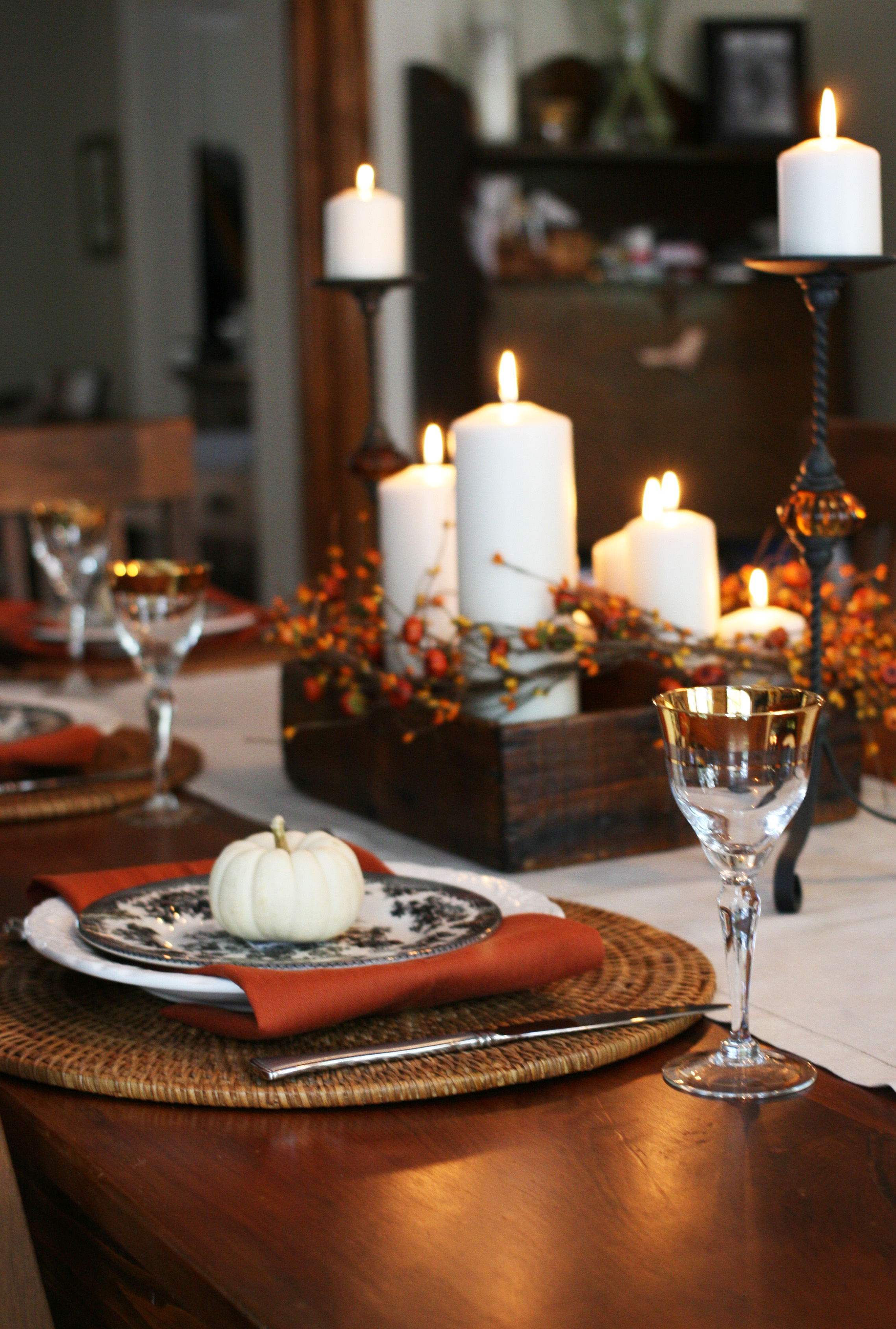 Harvest Tablescapes Hearth Amp Gable